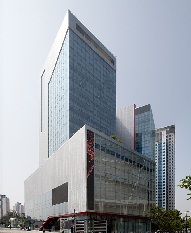 CJ E&M center 이미지